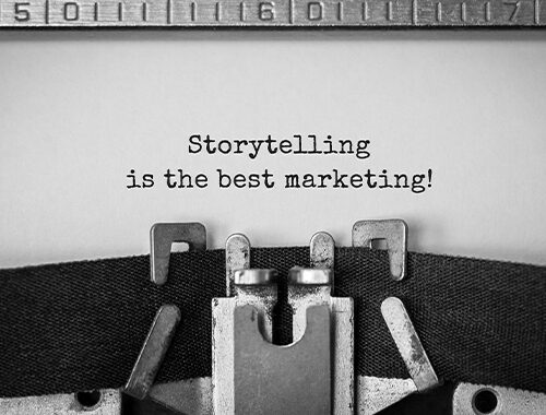 Storytelling - The Go-To Guy!