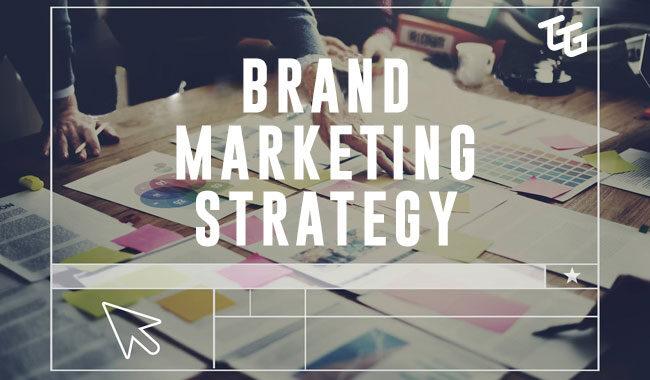 Brand Marketing Strategy - The Go-To Guy!