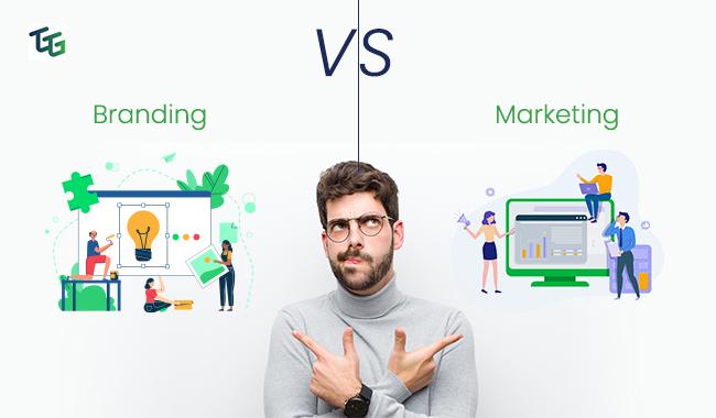 Branding VS Marketing - The Go-To Guy!
